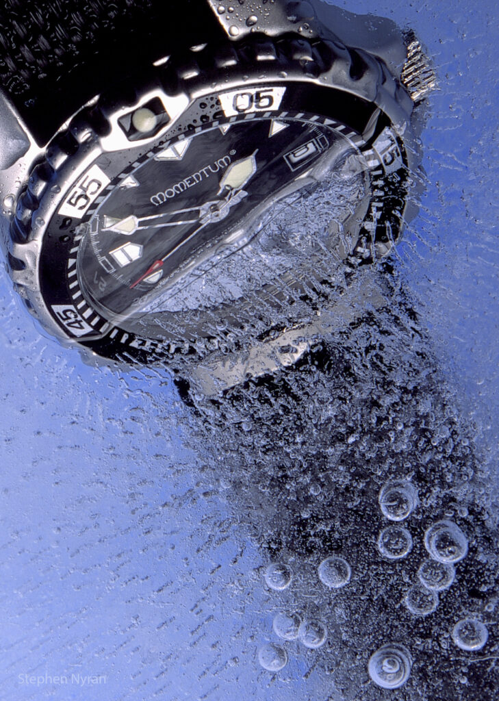 Product Photography of Watches